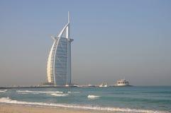 Jumeirah Beach in Dubai Stock Image