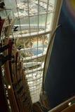 Jumeirah Beach Hotel atrium Stock Photography