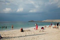 Jumeirah Beach Royalty Free Stock Photos