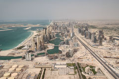 Jumeirah Beach Residence Royalty Free Stock Image