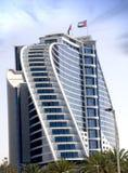 jumeirah d'hôtel de plage Photos libres de droits