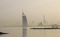 Jumeirah Doubai Royalty-vrije Stock Foto's