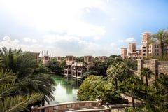 Jumeirah in Dubai United Arab Emirates Stock Photo