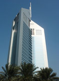 Jumeirah Emirates Towers in Dubai Royalty Free Stock Photography