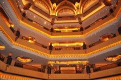 Jumeirah hotell Fotografering för Bildbyråer
