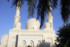 jumeirah meczet Zdjęcia Royalty Free