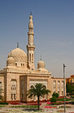 Jumeirah Moschee Stockfotografie
