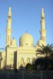 Jumeirah Moschee stockfotos