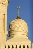 Jumeirah Moschee in Dubai stockfoto