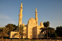 Jumeirah Mosk, Dubai Stock Photos