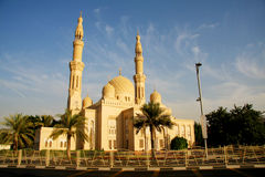 Jumeirah Mosque Royalty Free Stock Photo