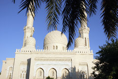 Jumeirah mosque Royalty Free Stock Photos