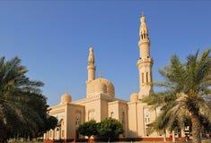 Jumeirah mosque, Dubai Royalty Free Stock Photo