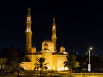 Jumeirah Mosque in Dubai Royalty Free Stock Images