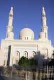 Jumeirah mosque in dubai Stock Photography