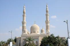 Jumeirah Mosque in Dubai Royalty Free Stock Image