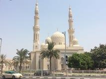 Jumeirah Mosque Dubai royalty free stock photo