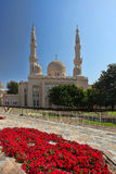 Jumeirah Mosque in Dubai, United Arab Emirates Royalty Free Stock Image
