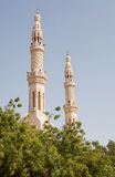 Jumeirah Mosque, Dubai Royalty Free Stock Images