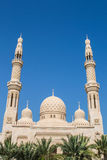 Jumeirahmoskee Doubai Royalty-vrije Stock Foto's