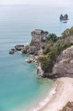 Jument de sul de Vietri, Campania Photo libre de droits