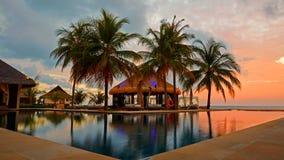 Jumerirah Vittaveli Island Resort, Maldives Royalty Free Stock Photo