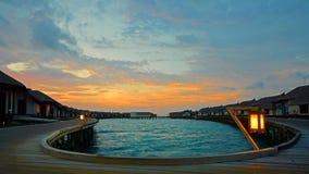 Jumerirah Vittaveli Island Resort, Maldives Royalty Free Stock Images