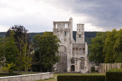 Jumieges Royalty Free Stock Images