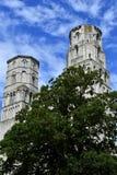 Jumieges, Francia - 22 de junio de 2016: Abadía del Saint Pierre Fotografía de archivo libre de regalías