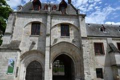 Jumieges, Francia - 22 de junio de 2016: Abadía del Saint Pierre Imagen de archivo libre de regalías
