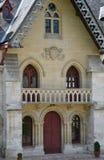 Jumieges, Francia - 22 de junio de 2016: Abadía del Saint Pierre Imagen de archivo