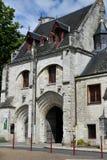 Jumieges, Francia - 22 de junio de 2016: Abadía del Saint Pierre Imágenes de archivo libres de regalías