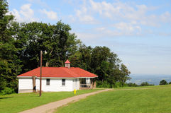 Jumonville cabin Royalty Free Stock Photography