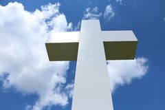 Jumonville Cross stock photos