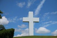 Jumonville krzyż Obrazy Stock