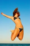 Jump Stock Photography