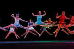 Jump 2013 Stock Photo