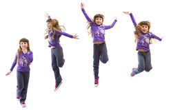 Jump Royalty Free Stock Photos