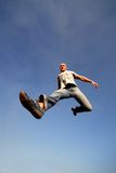 Jump Royalty Free Stock Photography