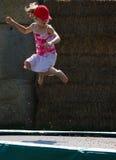 Jump! Royalty Free Stock Image