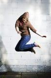 Jump. Stock Photos