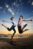 Jump Royalty Free Stock Photography