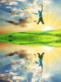 Jump Royalty Free Stock Image