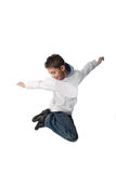 Jump! Royalty Free Stock Images