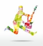 Jump vector illustration