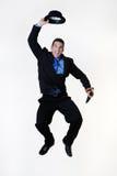 Jump for joy Royalty Free Stock Image