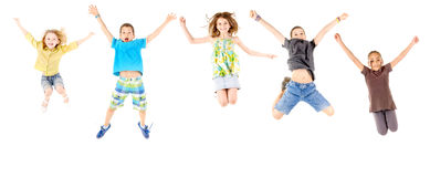 Jump Royalty Free Stock Image