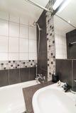 Jump into my bath Stock Image