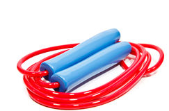 Jump Rope. For exercise and game Royalty Free Stock Photography