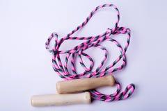 Jump rope Stock Photo